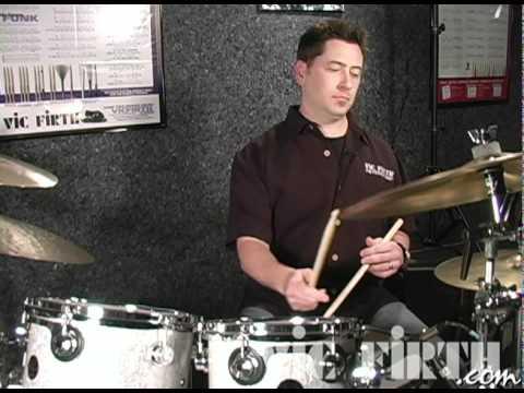 Intro to Jazz Drumming 2: Fills and Band Setups / Brian Ferguson