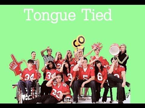 Glee-Tongue Tied (Lyrics)