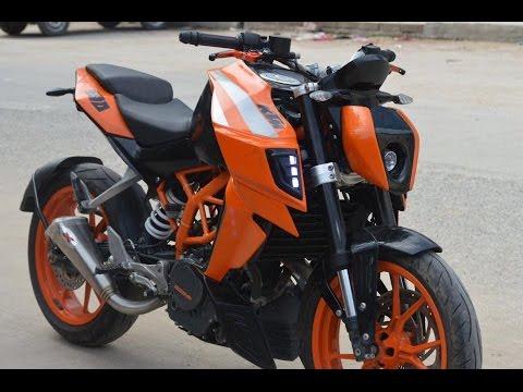 new ktm duke 390 modified ktm india modification upcoming ktm