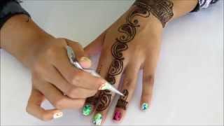 henna for beginners episode 4/10