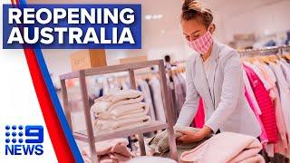 Coronavirus: Lockdown restrictions to be eased in Australia