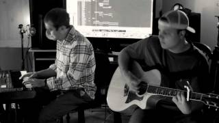 All Back - Chris Brown (cover) - Justin Reid (ft. Alex Taylor)