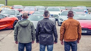 Top Gear Series 25 Teaser: The Milk Run