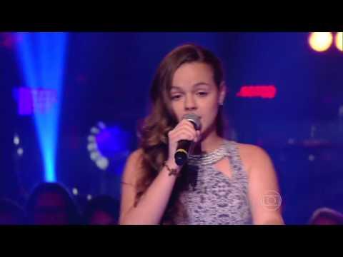 Andréa Vitória, Júlia Gomes e Lou Garcia cantam 'Love on Top' no The Voice Kids - Batalhas|1ª Temp