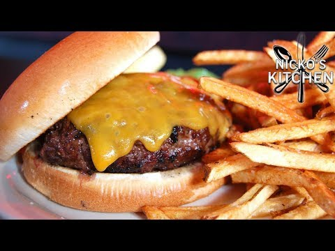 How To Make Cheeseburgers