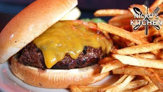 Cheese Burgers (mcdonalds Style) - Video Recipe