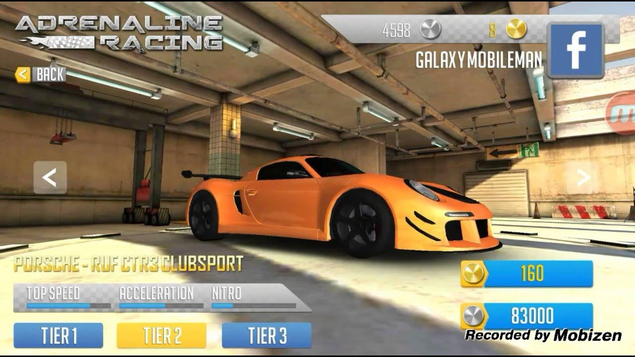 Adrenaline Racing Hypercars Gameplay All Cars Walk Through Youtube
