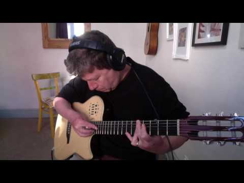 Chet Atkins' Country Champagne (cover by Matt Cowe)