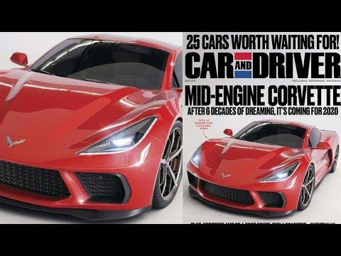 LEAKED: C8 Mid-Engine Corvette Details! (April 2018)