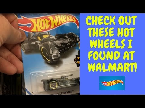 I Went Searching For Hot Wheels At Walmart//Retail Arbitrage