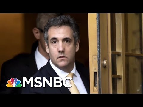 Mueller Filing: Cohen Disclosed Discrete Russia-Related Matters Central To Probe | MTP Daily | MSNBC