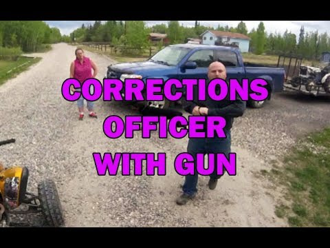 Corrections Officer Pulls Gun On ATV Rider While On Video - LEO Round Table episode 310