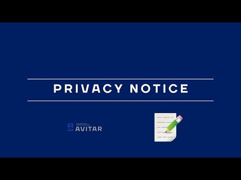Зачем Privacy Notice (или Политика Конфиденциальности)?