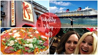 Weekly Vlog #49 | My New Disney Job!