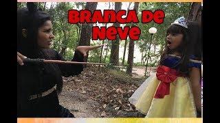 BRANCA DE NEVE NA FLORESTA  (PARTE 2)