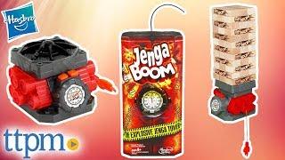Jenga Boom from Hasbro