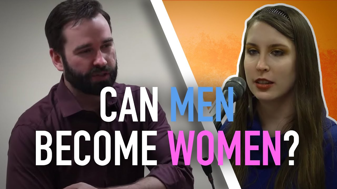 NO, A Man Cannot Become a Woman!