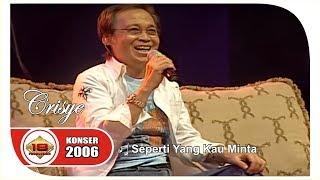 "Video Musisi Legends "" Chrisye "" - Seperti Yang Kau Minta (Live Konser Jakarta 2006) download MP3, 3GP, MP4, WEBM, AVI, FLV April 2018"