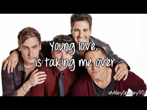 Big Time Rush - Young Love (Cover) (with lyrics)