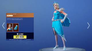 ELSA SKIN IN FORTNITE?! ITEM SHOP 12/24/18 MERRY MARAUDER AND CANDY AXE