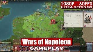 Wars of Napoleon gameplay PC HD [1080p/60fps]