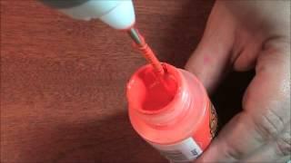 How I fix my FolkArt Paint by Plaid.
