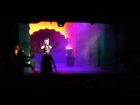 Poor Unfortunate Souls- Christina Stroup- The Little Mermaid