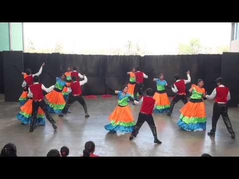 06 Spanish Warrior Dance