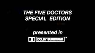 BBC Video 1995 Logo (Doctor Who: The Five Doctors Variant)