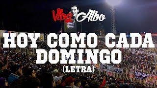 HOY COMO CADA DOMINGO (VIDEO LETRA) 🎵