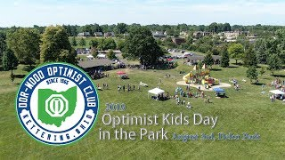 2019 Optimists Kids Day in the Park
