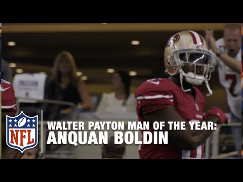 Anquan Boldin: 2015 NFL Walter Payton Man of the Year Award Finalist | NFL