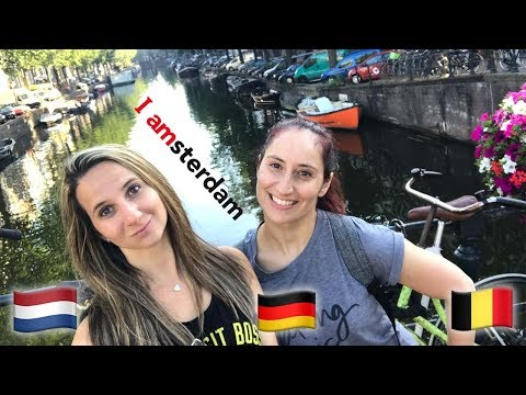 Staying out of TROUBLE !! Amsterdam - Bruges, Belgium - Cologne, Germany
