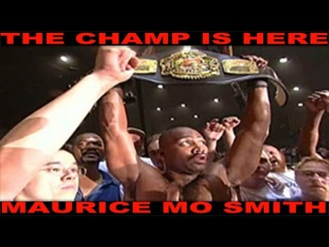 Former UFC Heavyweight Champion Maurice
