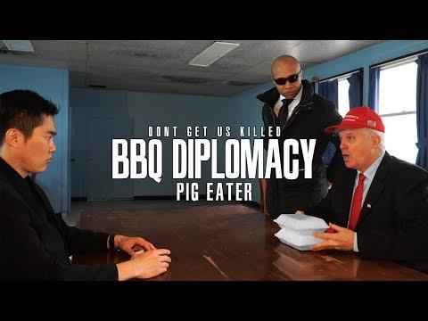 Trump Meets Kim Jong Un [BBQ diplomacy]