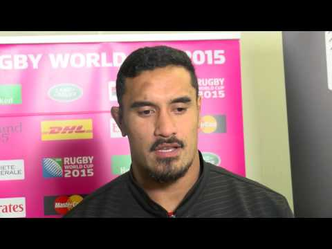 Player interview - the day after with Jerome Kaino