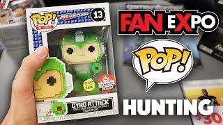 Baixar Fan Expo Canada Funko Pop Hunting Early!