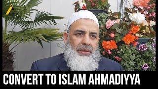 Sunni Muslim Accepts the True Islam (Ahmadiyya)