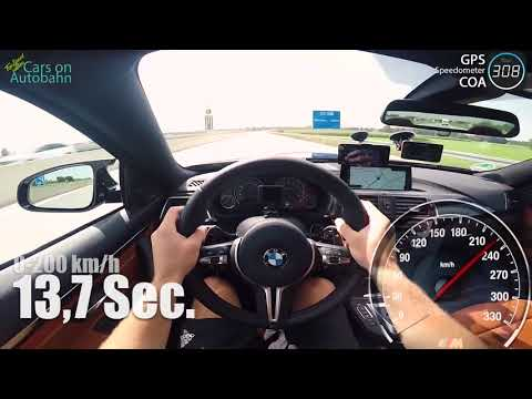 2018 BMW M4 Competition 0 295 Km:h