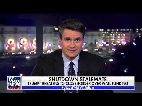 shutdown-stalemate-and-2018-top-foreign-policy-stories---leslie-marshall-on-special-report-12/28/18