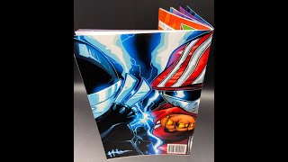 MegaMen NYC comic book anthology