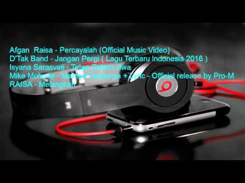 BEST SELLER Lagu indonesia 2016