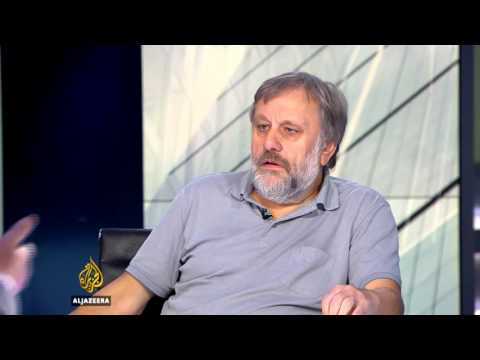Slavoj Žižek - the worst interview with Mehdi Hasan (2/2) - Dec. 2016