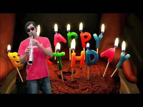 Tavalodet Mobarak Saxophone Cover / Happy Birthday / تولدت مبارک