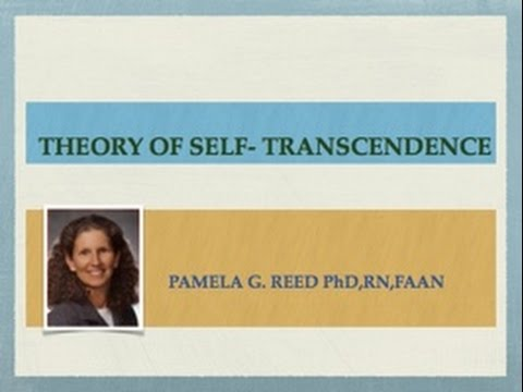 how to achieve self transcendence