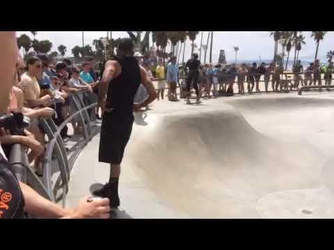What's It Like In Venice Beach, California?  Skate Boarding Heaven.  - Krazy Dom