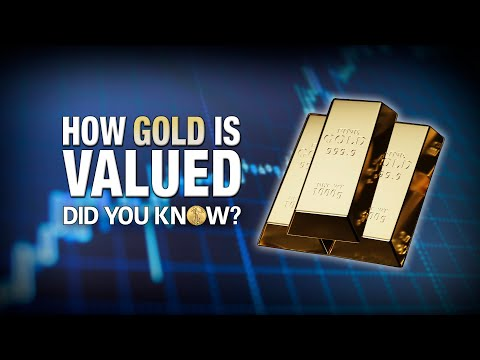 How Gold Is Valued: Did You Know?