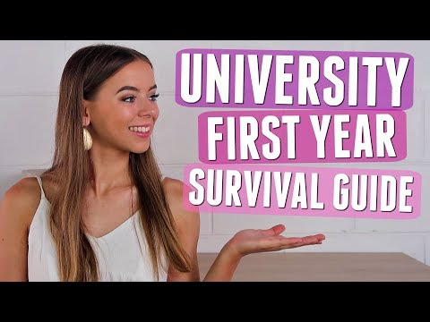 THINGS I WISH I KNEW BEFORE STARTING UNIVERSITY!