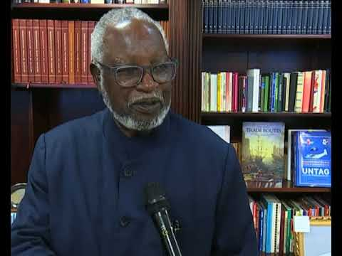 Etunda farm school for farm workers' children - Founding President Sam Nujoma-NBC