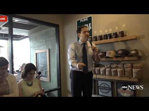 Marco In Jacksonville: Tomorrow We Will Shock The Country | Marco Rubio for President